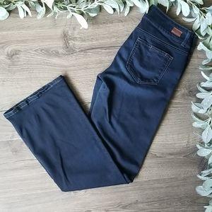 Paige Hidden Hills dark wash jeans